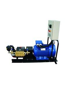 Grupo de presión GMB 200/15 • I • TF - 200 bar 15 l/minuto