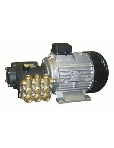 Grupo de presión GMB 100/11 • H • TF - 100 bar 11 l/minuto