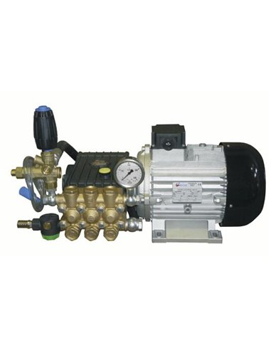 Grupo GMB 200/21 CI TF - 200 bar 21 l/minuto