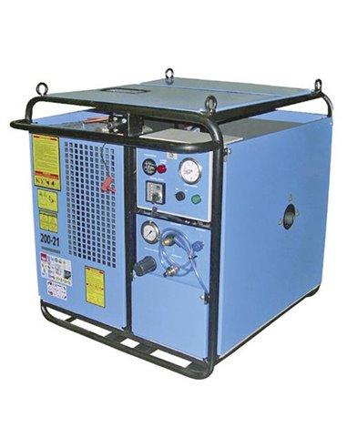 DAC 200/21 200 bar 21 lts/min DIESEL AGUA CALIENTE 1450 rpm