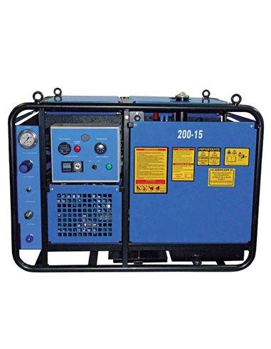 DAC 200/15-L 200 bar 15 lts/min DIESEL AGUA CALIENTE 1450 rpm