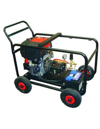 AUTD-2015AE 440 200 bar 15 lts/min 3.000/1450 rpm